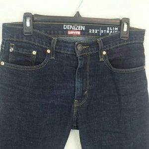 Denizen from Levi's Jeans - Denizen Levis 232 slim straight fit jeans 30/30